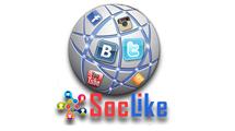 Партнерская программа сервиса раскрутки в социальных сетях SocLike.ru
