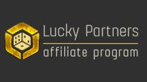 Партнерская программа онлайн-казино Luckypartners.com